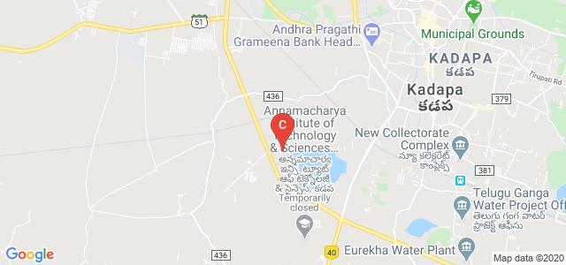 AVM College Of Physiotherapy, Kadapa, Papasahebpet, Andhra Pradesh, India