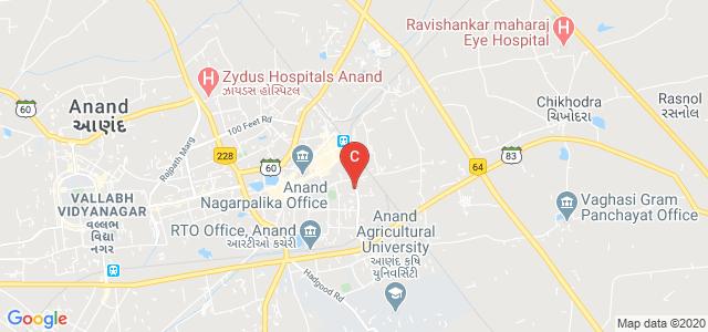 Dr V H Dave Homeopathic Medical College, Nandanvan Society, Popati Nagar, Anand, Gujarat, India