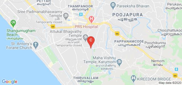 Government Homoeopathic Medical College, Chiramukku, Thiruvananthapuram, Kerala, India