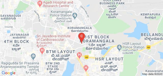 Amity Global Business School, Santhosapuram, Koramangala 3 Block, Koramangala, Bangalore, Karnataka, India