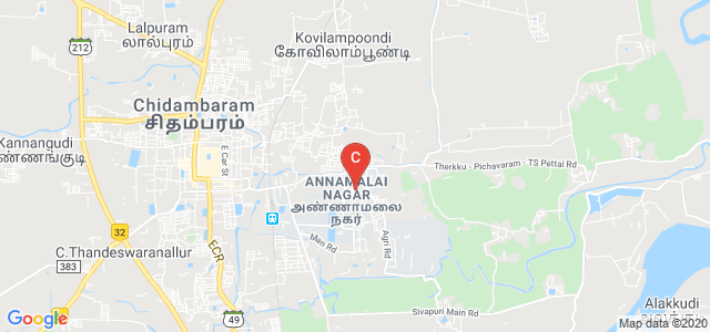 Rajah Muthiah Dental College & Hospital, Annamalai Nagar, C.Kothangudi, Tamil Nadu, India