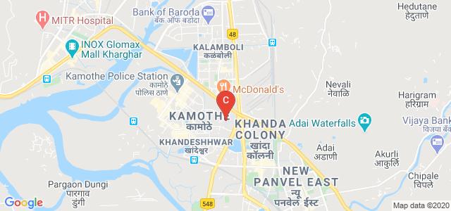 MGM College Of Physiotherapy, MGM Campus, Kamothe, Panvel, Navi Mumbai, Maharashtra, India