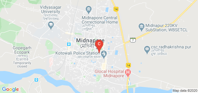 Midnapore Homoeopathic Medical College & Hospital, Medinipur, West Bengal, India