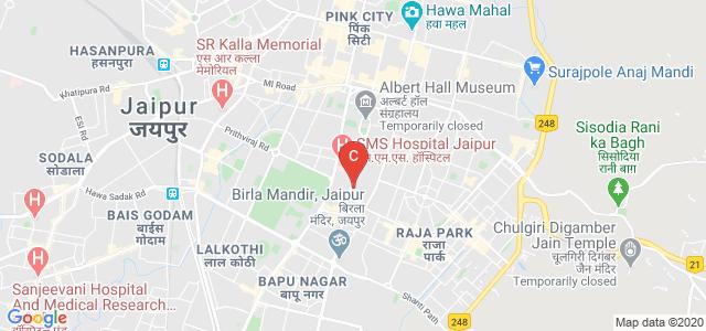 Adarsh Nagar, B-1, Jawaharlal Nehru Marg, Gangawal Park, Jaipur, Rajasthan, India