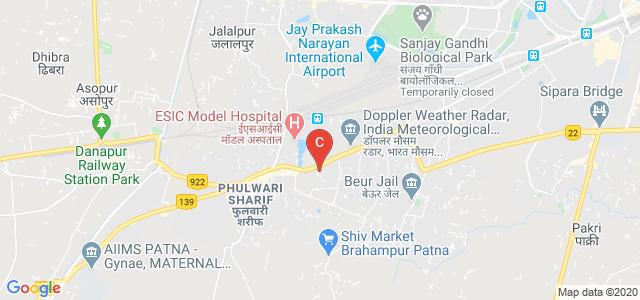 Mahavir Cancer Sansthan, Phulwari Sharif, Patna, Bihar, India