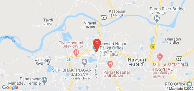 Tower - Dudhiya Talav Road, Madhumati Colony, Navsari, Gujarat 396445, India