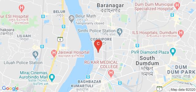 Kusum Devi Sunderlal Dugar Jain Dental College & Hospital, Ram Gopal Ghosh Road, Cossipore, Kolkata, West Bengal, India