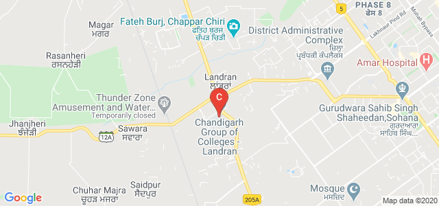 Chandigarh Group of Colleges | Landran | Mohali | Chandigarh | Punjab, Sector 112, Sahibzada Ajit Singh Nagar, Punjab, India