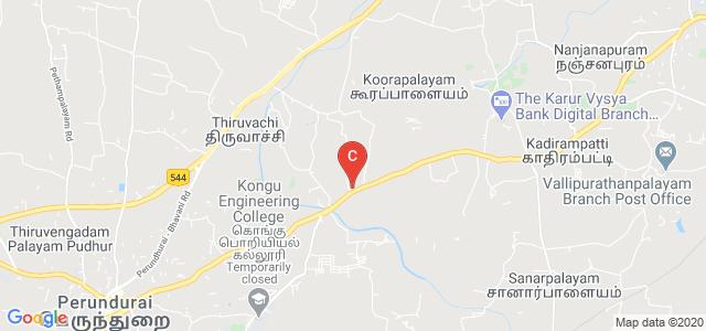 Nandha college of Physiotherapy, Erode - Perundurai - Kangeyam Road, Vailkaalmedu, Erode, Tamil Nadu, India