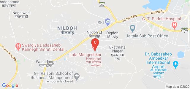 VSPM's College of Physiotherapy, Nagpur, Maharashtra, Hingna Rd, Digdoh Hills, Police Nagar, Nagpur, Maharashtra, India