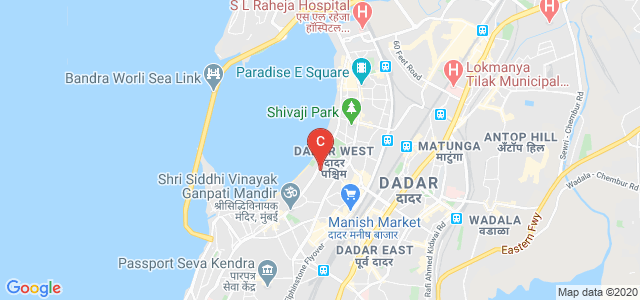 Institute of Hotel Management, Catering Technology and Applied Nutrition, SVS Road, Aparna Vaibhav Society, Dadar West, Dadar, Mumbai, Maharashtra, India