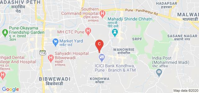 Oasis Institute Of Health Sciences & Research Center, Sahaney Sujan Park, Kondhwa, Pune, Maharashtra, India