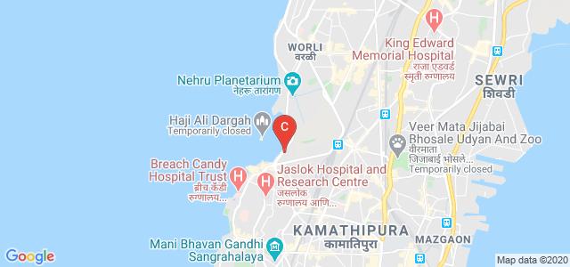 All India Institute of Physical Medicine and Rehabilitation, Anandilal P Marg, Haji Ali, Haji Ali Government Colony, Mahalakshmi, Mumbai, Maharashtra, India