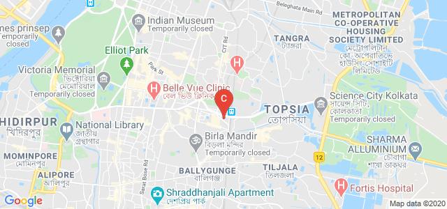Institute Of Child Health, Park Circus, Ballygunge, Calcutta, West Bengal, India