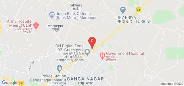 J P Institute of Hotel Management and Catering Technology, Mawana Road, Ganga Nagar, Meerut, Uttar Pradesh, India