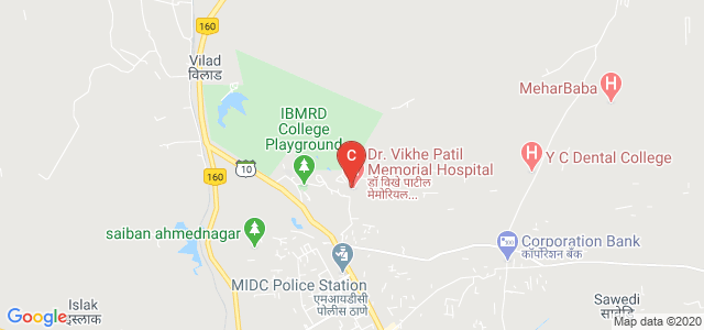 College of Physiotherapy, Vadgaon Gupta Rd, Vilad Ghat, Ahmednagar, Maharashtra, India
