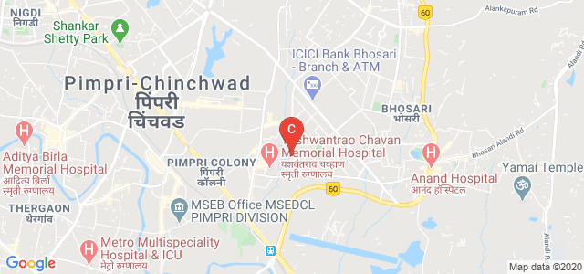 Dr. D.Y. Patil Homoeopathic Medical College & Research Centre, Sant Tukaram Nagar, Pimpri Colony, Pimpri-Chinchwad, Maharashtra, India