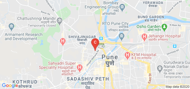 PES MODERN COLLEGE OF PHYSIOTHERAPY OPD, Modern Engineering College Road, Near PDMBA, Shivajinagar, Pune, Maharashtra, India