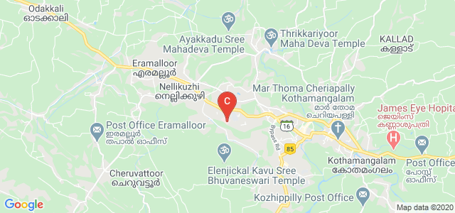Nangelil Ayurveda Medical College, Nangelipady Elambra Road, Eramalloor, Kerala, India