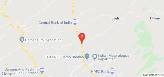 Bantalab Road, Nardani Bajwan, Jammu 181123