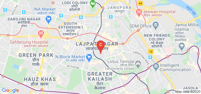 Delhi Institute of Hotel Management & Catering Technology, National Park, Lajpat Nagar 4, New Delhi, Delhi, India