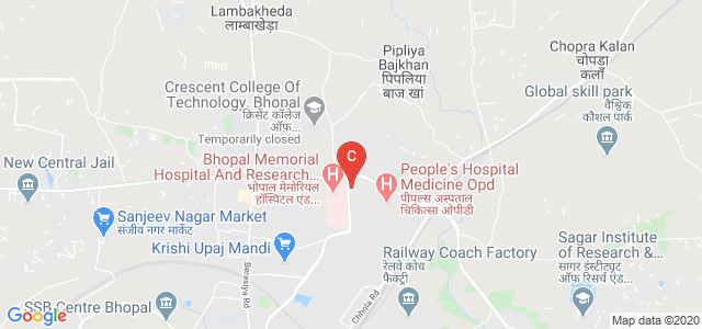 Peoples College Of Paramedical Science & Research Center, People's Group, New Bhanpur Bridge Road, Peoples Campus, Bhanpur, Bhopal, Madhya Pradesh, India