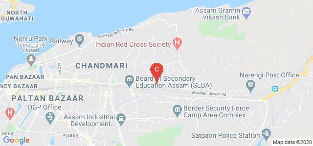 Maniram Dewan Rd, Bamunimaidam, Guwahati, Assam 781021, India