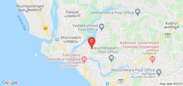 College Of Nursing Thalassery & Co-Operative Institute Of Health Science, Koduvally, Thalassery, Kerala, India