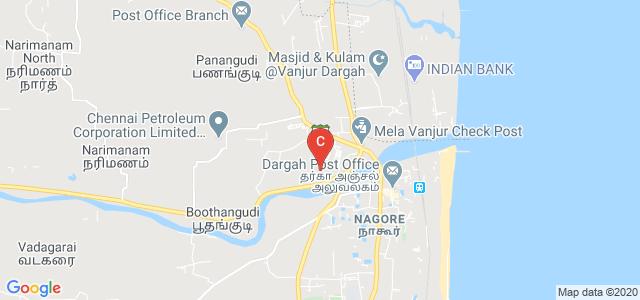 College of Fisheries Engineering, Nagapattinam Road, Nagapattinam, Tamil Nadu, India