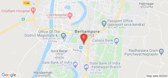 Central Sericulture Research & Training Institute, Raninagar, Chuapur, Berhampore, West Bengal, India