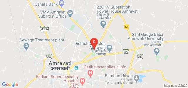Shri.Shivaji College Of Agricultural Bio-technology, Paranjpe Colony, Amravati, Maharashtra, India