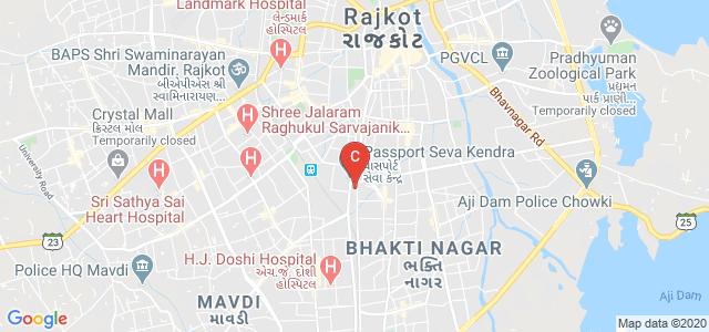 Rajkot Homoeopathic Medical College, Gondal Road, Near Makkam Chowk, Udhyog Nagar Colony, Bhakti Nagar, Rajkot, Gujarat, India