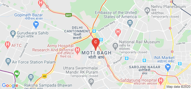 Dr. B. R. Sur Homoeopathic Medical College, Hospital and Research Centre, Block H, Moti Gaon, Moti Bagh, New Delhi, Delhi, India