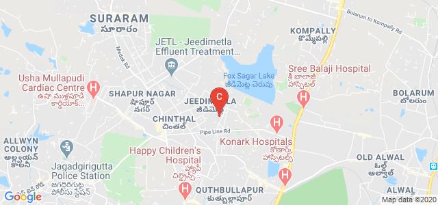 Jeedimetla, Hyderabad, Telangana, India