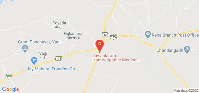 Jay Jalaram Homoeopathic Medical College & Hospital, Morva-Rena, Gujarat, India