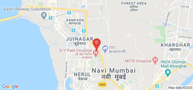 DY Patil University School of Dentistry, Sector 7, Nerul, Navi Mumbai, Maharashtra, India