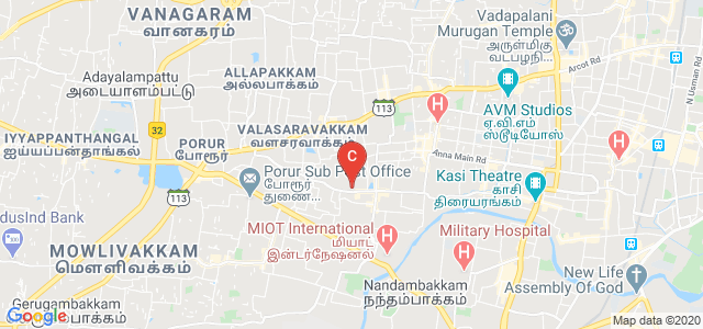 SRM Dental College, Bharathi Salai, Ramapuram, Chennai, Tamil Nadu, India