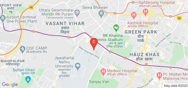 National Institute of Health and Family Welfare Delhi, Baba Gang Nath Marg, Block A, Munirka, New Delhi, Delhi, India