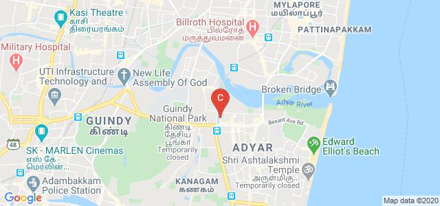 Cancer Institute WIA, West Canal Bank Road, Gandhi Nagar, Adyar, Chennai, Tamil Nadu, India