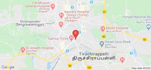 Joseph Eye Hospital, Nagapattinam - Coimbatore - Gundlupet Highway, Melapudur, Sangillyandapuram, Tiruchirappalli, Tamil Nadu, India