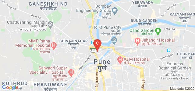 AISSMS College of Hotel Management and Catering Technology, Shivajinagar, Pune, Maharashtra, India