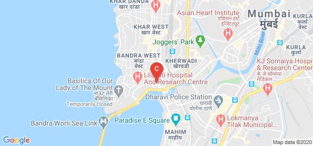 ALI YAVAR JUNG NATIONAL INSTITUTE OF SPEECH AND HEARING DISABILITIES DIVYANGJAN, Krishna Chandra Marg, Rajiv Gandhi Nagar, Santosh Nagar, Bandra West, Mumbai, Maharashtra, India