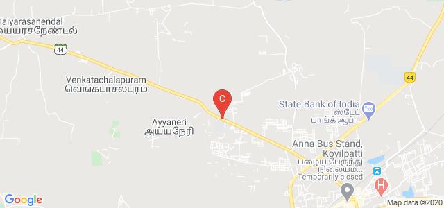 G.VENKATASWAMY NAIDU COLLEGE, State Highway 44, Newappaneri, Tamil Nadu, India
