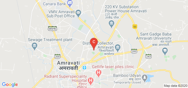 Shri Shivaji College Of Horticulture, Amravati, Maharashtra, India