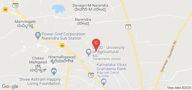 College of Agriculture, Dharwad, Karnataka, India