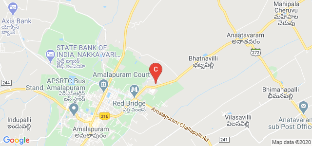 Kims Dental College, National Highway 216, Chaitanya Nagar, Amalapuram, Andhra Pradesh, India