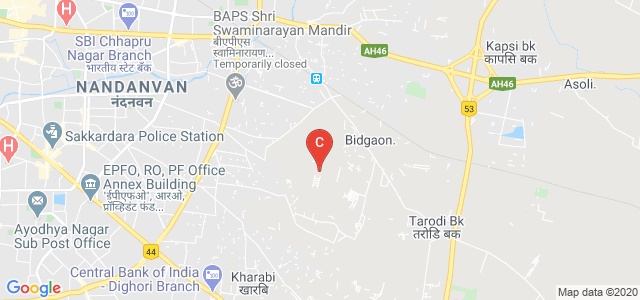 Symbiosis School of Planning Architecture and Design - SSPAD, Nagpur, Nagpur, Maharashtra, India