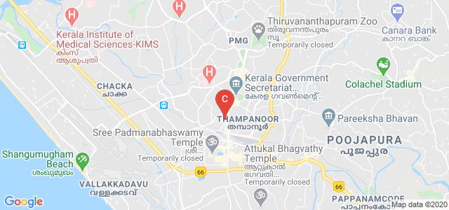 Government Ayurveda College Thiruvananthapuram, Mahathma Gandhi Road, Pulimoodu, Thiruvananthapuram, Kerala, India
