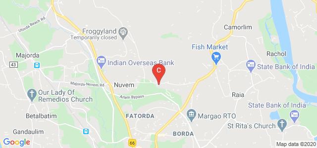 V M Salgaocar Institute of International Hospitality Education, Manora, Goa, India