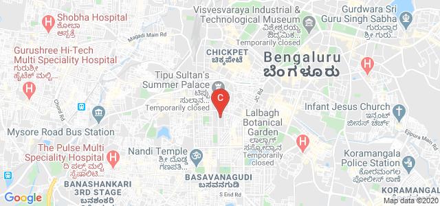 Kempegowda Institute Of Physiotherapy, Parvathipuram, Vishweshwarapura, Basavanagudi, Bangalore, Karnataka, India